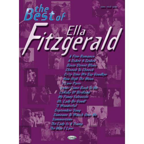 CARISCH FITZGERALD ELLA - BEST OF - PVG