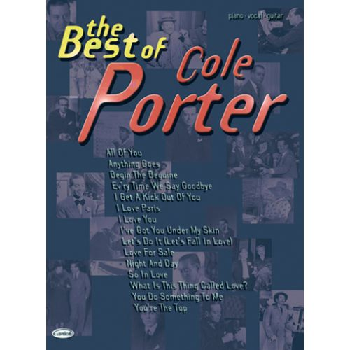 CARISCH PORTER COLE - BEST OF - PVG