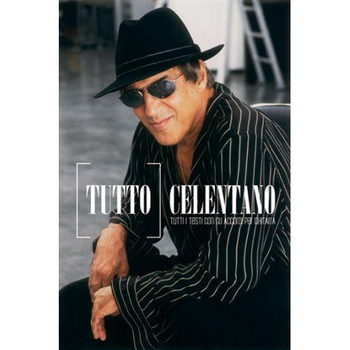 CARISCH CELENTANO ADRIANO - TUTTO CELENTANO - PAROLES ET ACCORDS