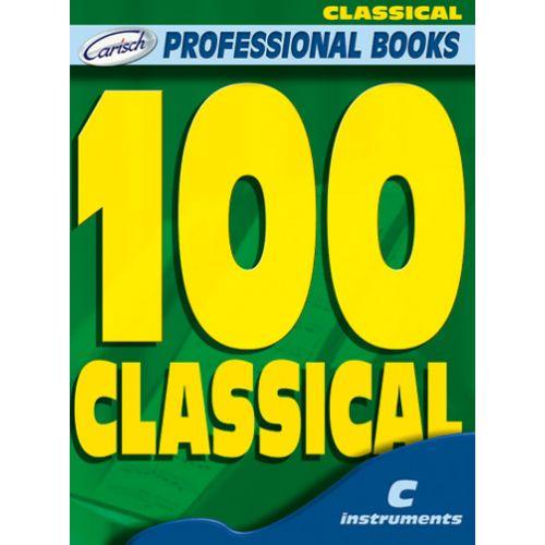 CARISCH 100 CLASSICAL - INSTRUMENTS EN DO
