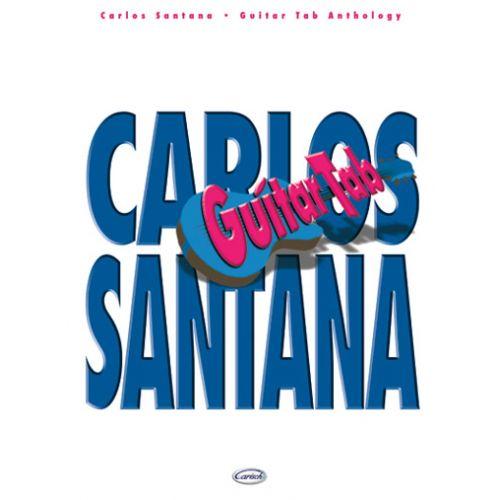 CARISCH SANTANA - GUITAR TAB