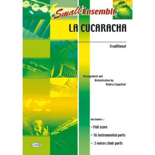 CARISCH LA CUCARACHA - ENSEMBLE MUSICAL (REDUIT)