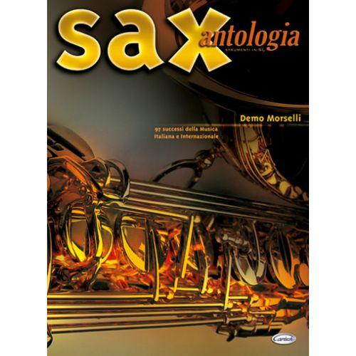 CARISCH MORSELLI DEMO - ANTOLOGIA - SAXOPHONE