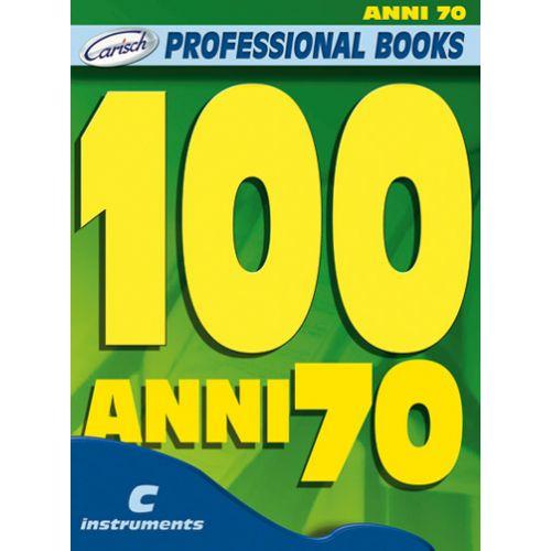 CARISCH 100 ANNI 70 - INSTRUMENTS EN DO