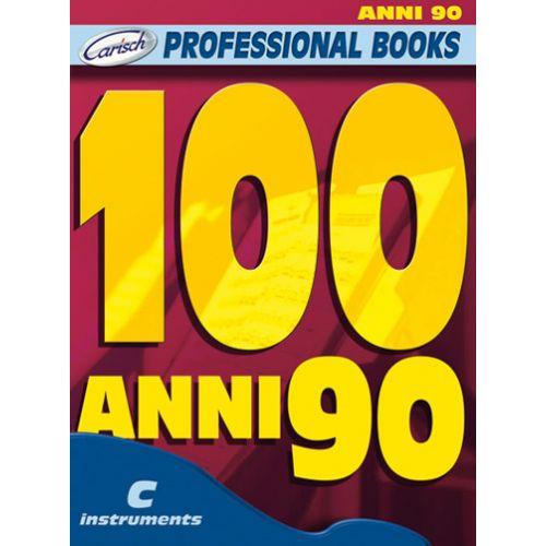 CARISCH 100 ANNI 90 - INSTRUMENTS EN DO