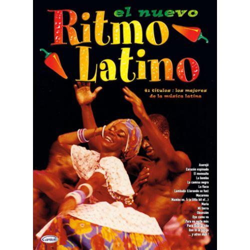 CARISCH EL NUEVO RITMO LATINO - PAROLES ET ACCORDS