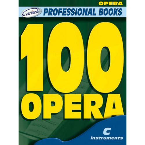 CARISCH 100 OPERA - INSTRUMENTS EN DO