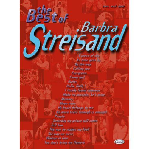 CARISCH STREISAND BARBRA - BEST OF - PVG