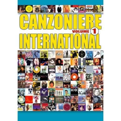CARISCH CANZONIERE INTERNATIONAL VOL.1 - PAROLES ET ACCORDS