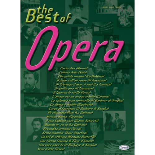 CARISCH BEST OF OPERA - PVG
