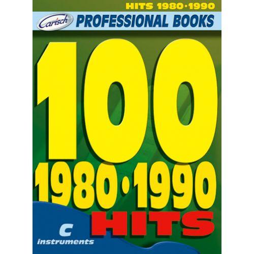 CARISCH 100 HITS 80-90 - INSTRUMENTS EN DO