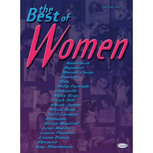 CARISCH BEST OF WOMEN - PVG