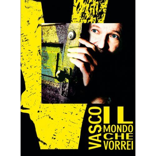 CARISCH ROSSI VASCO - IL MONDO CHE VORREI - PAROLES ET ACCORDS