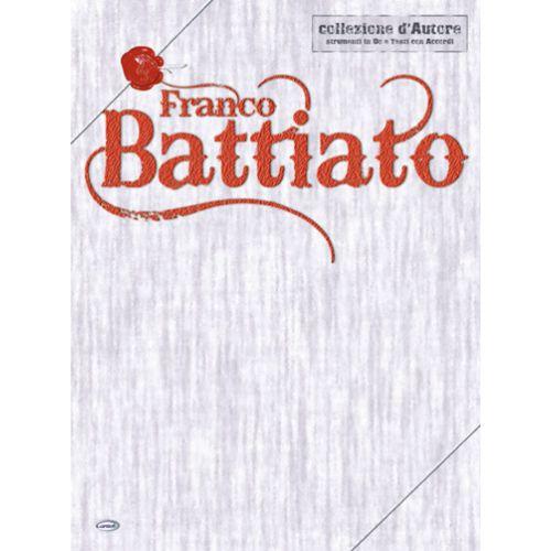 CARISCH BATTIATO FRANCO - COLLEZIONE D'AUTORE - PAROLES ET ACCORDS