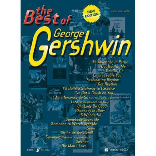 VOLONTE&CO THE BEST OF GEORGE GERSHWIN - PVG
