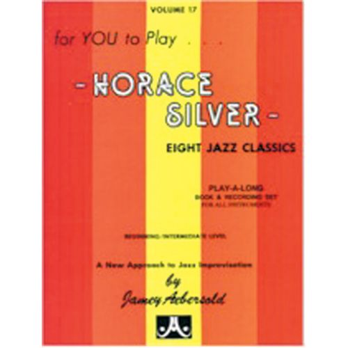 AEBERSOLD AEBERSOLD N°017 - HORACE SILVER + 2CD