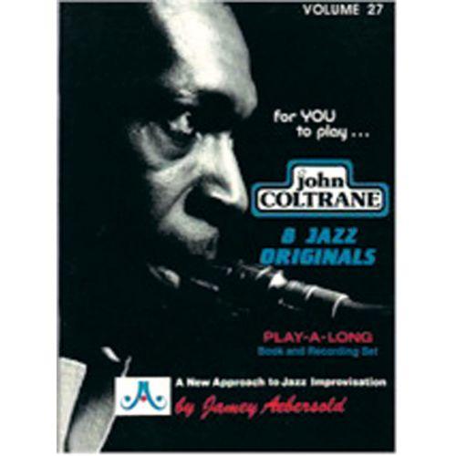 AEBERSOLD AEBERSOLD N°027 - JOHN COLTRANE + CD