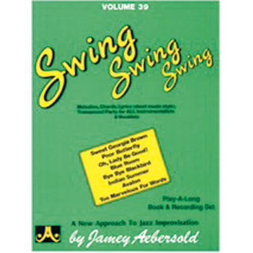 AEBERSOLD AEBERSOLD N°039 - SWING SWING SWING + CD