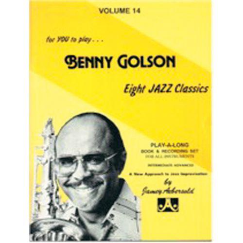 AEBERSOLD AEBERSOLD N°014 - BENNY GOLSON + CD