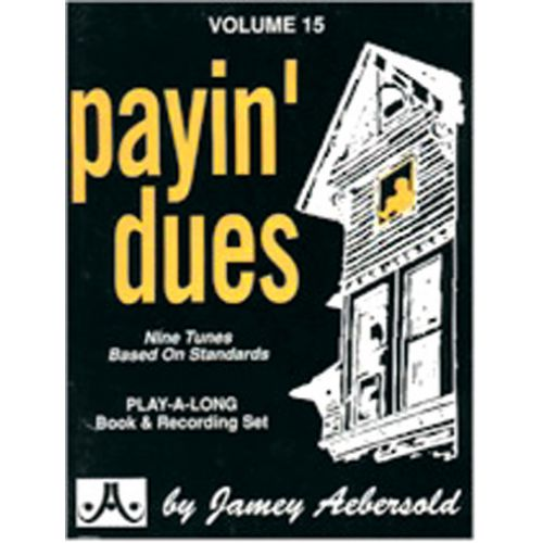 AEBERSOLD AEBERSOLD N°015 - PAYIN'DUES + CD