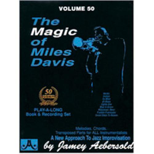 AEBERSOLD AEBERSOLD N°050 - THE MAGIC OF MILES DAVIS + CD