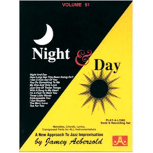 AEBERSOLD AEBERSOLD N°051 - NIGHT & DAY + CD