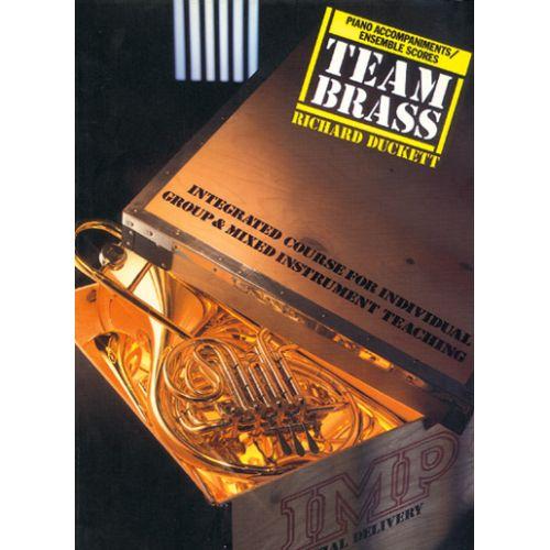 IMP DUCKETT RICHARD - TEAM BRASS - PIANO