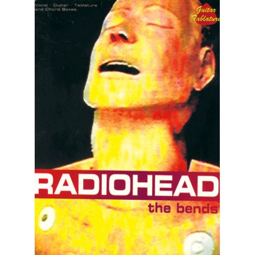 IMP RADIOHEAD - THE BENDS - GUITARE TAB