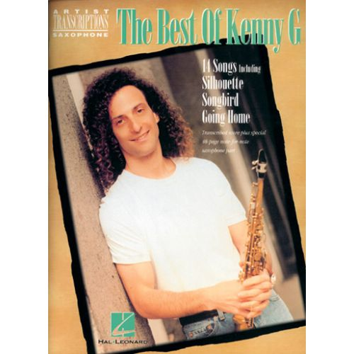 HAL LEONARD KENNY G. - BEST OF - SAXOPHONE