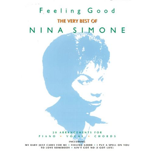 FABER MUSIC SIMONE NINA FEELING GOOD, THE VERY BEST OF - PVG