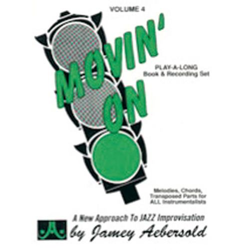 AEBERSOLD AEBERSOLD N°004 - MOVIN'ON + CD