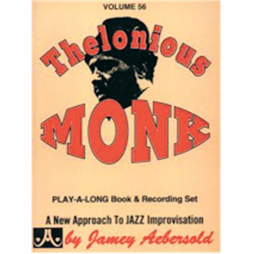 AEBERSOLD AEBERSOLD N°056 - THELONIOUS MONK + CD
