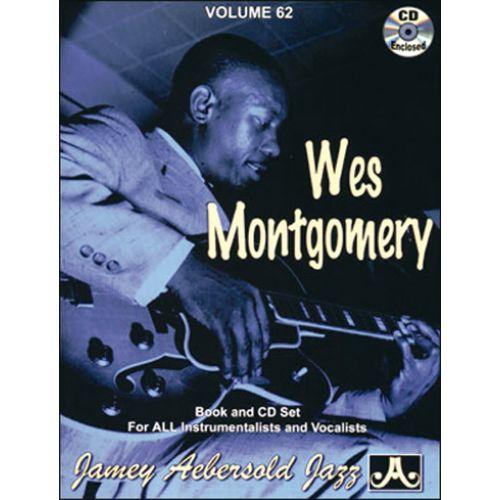 AEBERSOLD AEBERSOLD N°062 - WES MONTGOMERY + CD