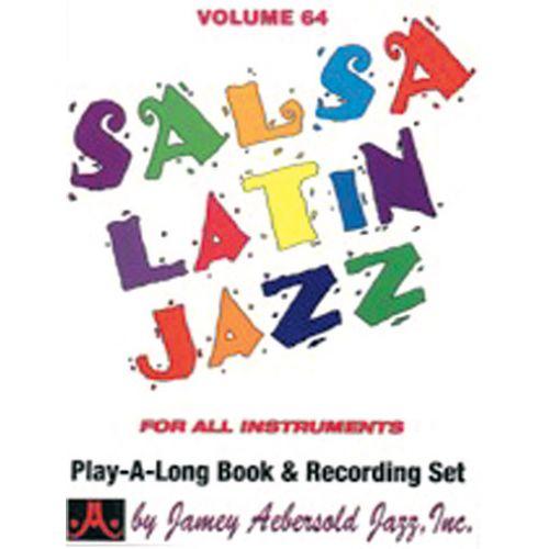 AEBERSOLD AEBERSOLD N°064 - SALSA LATIN JAZZ + CD