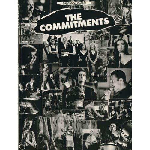 WARNER BROS THE COMMITMENTS - PVG