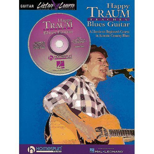 IMP TRAUM HAPPY - BLUES GUITAR + CD - GUITARE