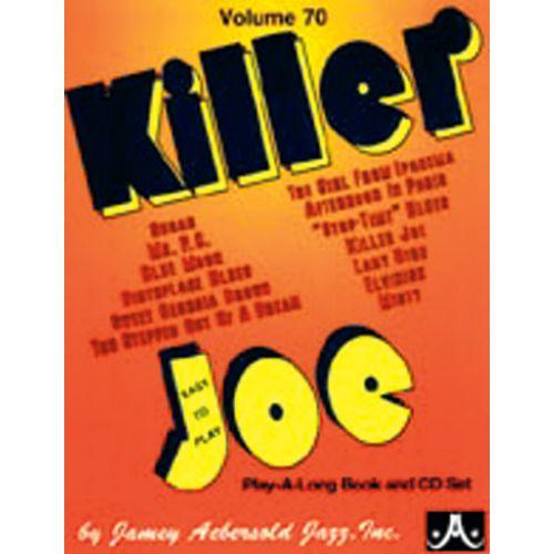 AEBERSOLD AEBERSOLD N°070 - KILLER JOE + CD