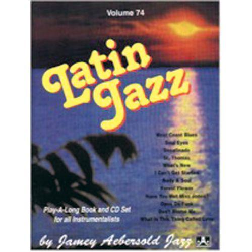 AEBERSOLD AEBERSOLD N°074 - LATIN JAZZ + CD