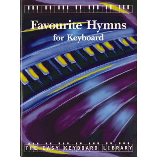 IMP EASY KEYBOARD FAVOURITE HYMNS - CLAVIER