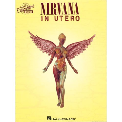 FABER MUSIC NIRVANA - IN UTERO - SCORES