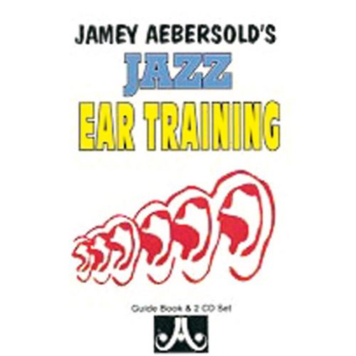 AEBERSOLD JAZZ EAR TRAINING + 2 CD - TOUS INSTRUMENTS