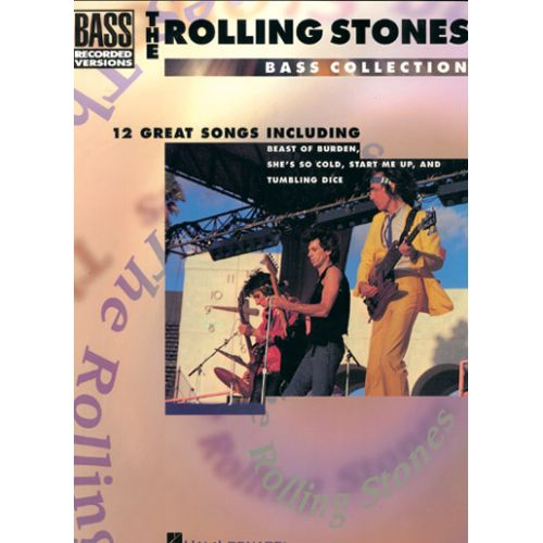IMP ROLLING STONES - BASS COLLECTION - BASSE