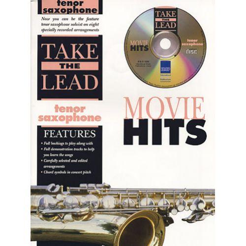 IMP TAKE THE LEAD MOVIE + CD - SAXOPHONE