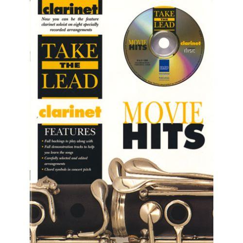 IMP TAKE THE LEAD MOVIE HIT + CD - CLARINETTE