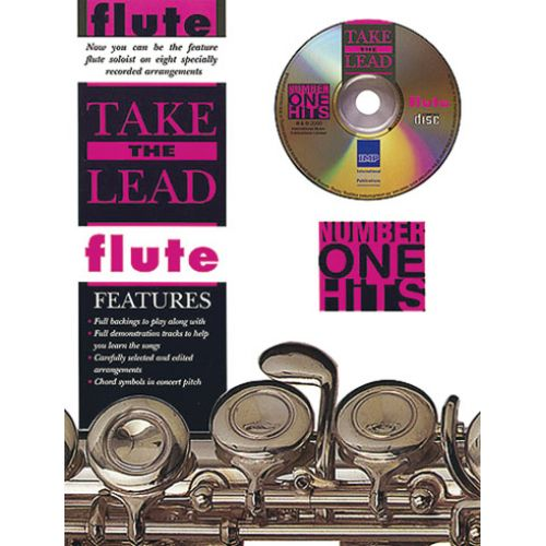 IMP TAKE THE LEAD N.1 HITS + CD - FLUTE