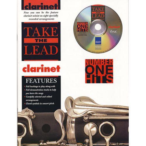 IMP TAKE THE LEAD N.1 HITS + CD - CLARINETTE