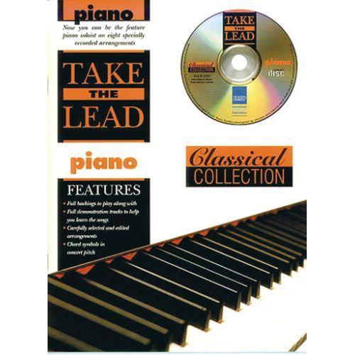 IMP TAKE THE LEAD CLASSICAL + CD - PIANO