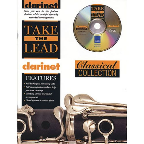 IMP TAKE THE LEAD CLASSICAL + CD - CLARINETTE