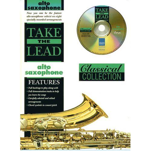 IMP TAKE THE LEAD CLASSICAL + CD - SAXOPHONE ALTO