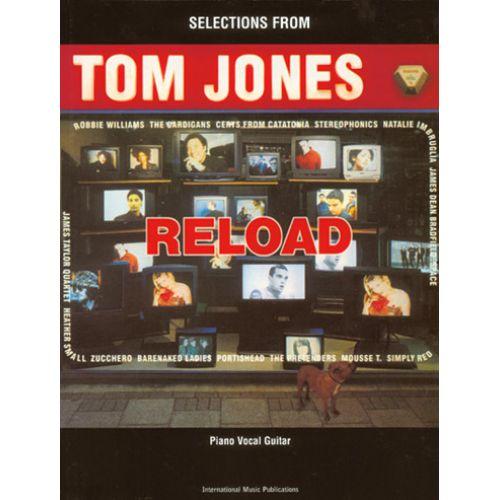 IMP JONES TOM - RELOAD - PVG